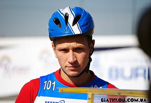 Сергей Семенов. Фото www.biathlon.com.ua