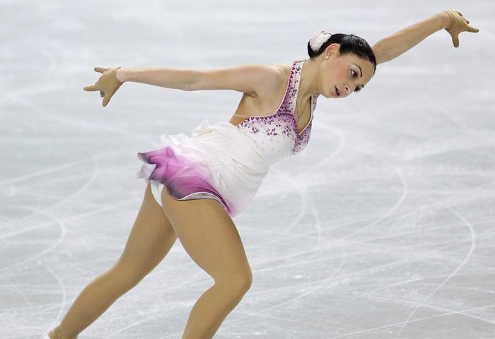 Елена гедеванишвили на чемпионате