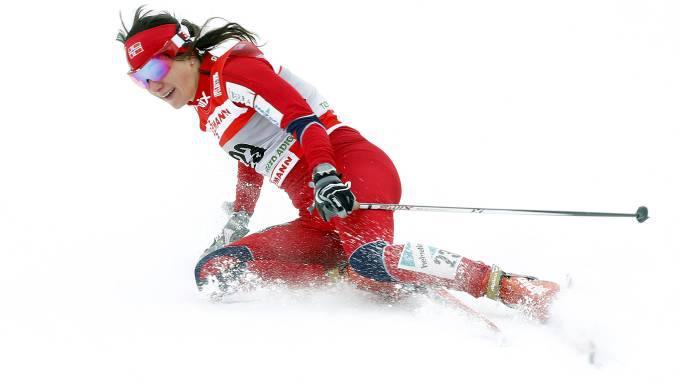 Восходящая звезда норвежских лыжных