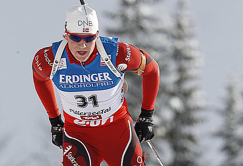Ветле Кристиансен. Фото AFP