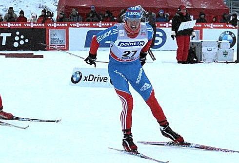 Лыжные гонки сергей турышев россия