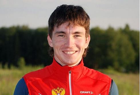 Александр ЛОГИНОВ. Фото biathlonrus.com