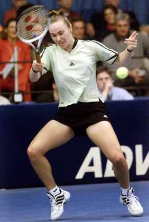 """Турнир WTA в Филадельфии. """"BR"""" В финале сыграют Хингис и Дэвенпорт Фото """"СЭ"""""""