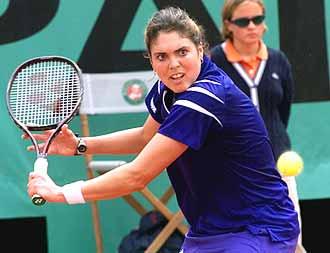 """Теннис. Турнир WTA в Таиланде Фото """"СЭ"""""""