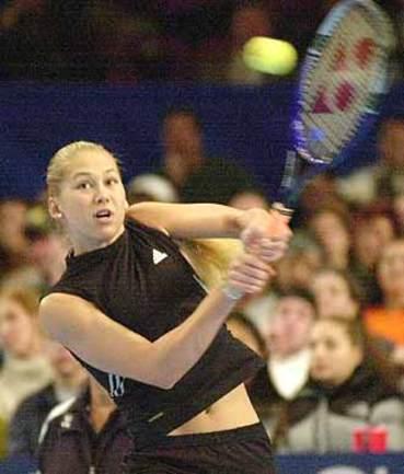 """Chase Championships. Турнир WTA в Нью-Йорке   Двойной успех Курниковой Фото """"СЭ"""""""