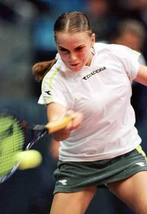 "WTA-tour. Результаты Фото ""СЭ"""