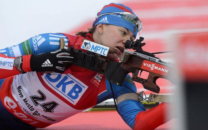 Ольга ВИЛУХИНА Фото AFP