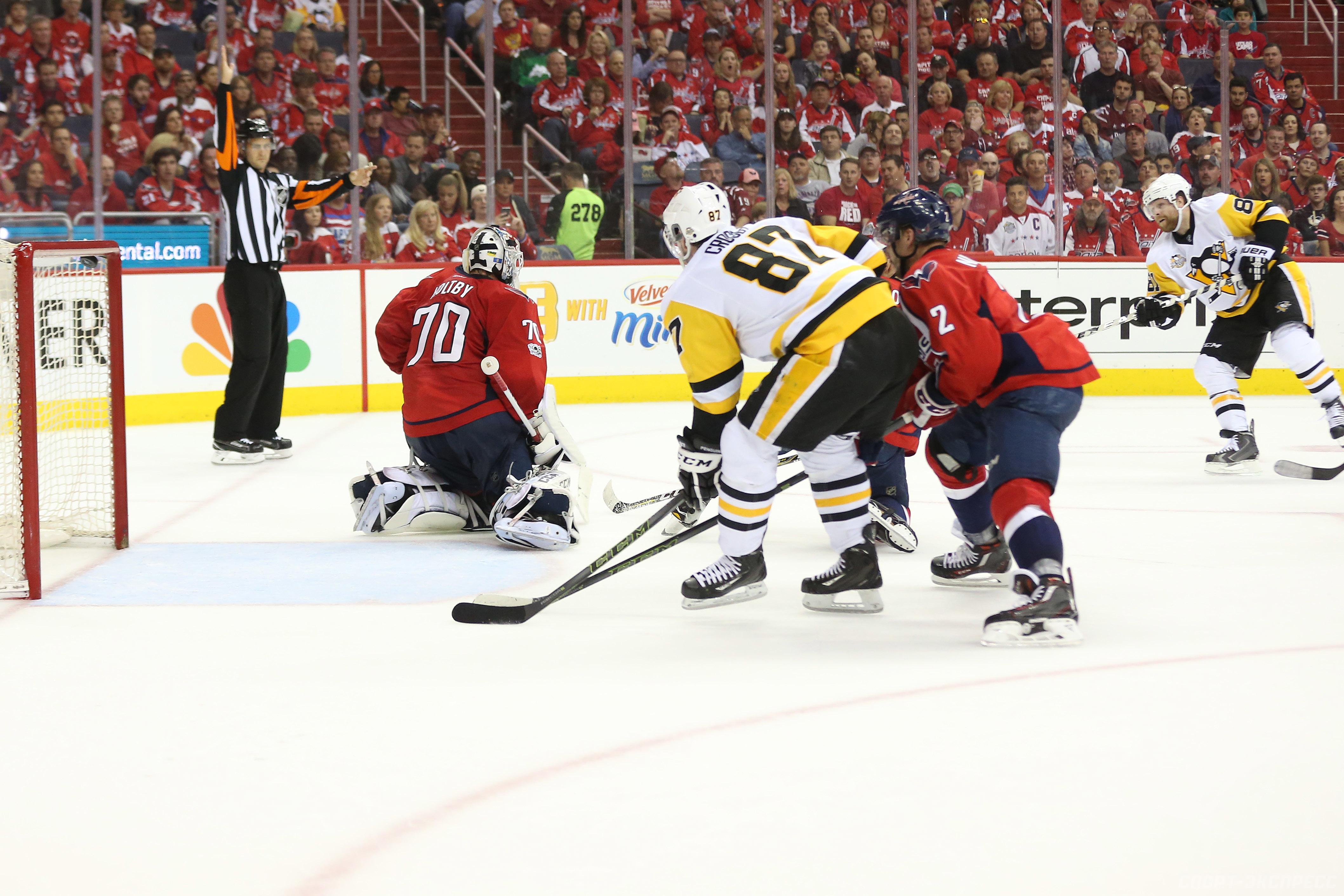 Сможет ли Питтсбург обыграть Вашингтон На что делать ставки на НХЛ 1 Мая 2018