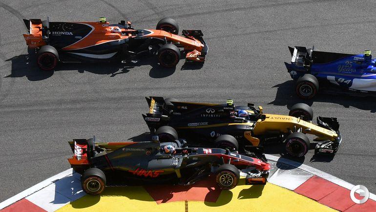"""Сегодня. Сочи. """"Гран-при России"""". Фото AFP"""