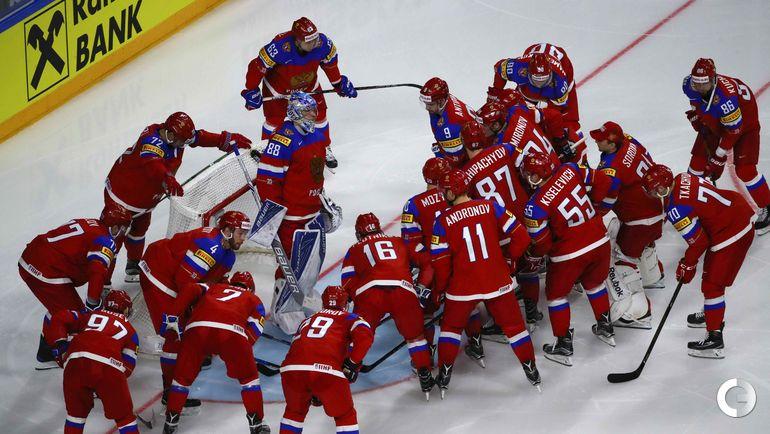 Сегодня. Кельн. Чемпионат мира. Швеция - Россия - 1:2 Б.