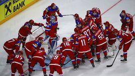 Буллит Панарина принес России победу над Швецией