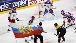 Германия - Россия: победа и травма Мозякина