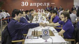Золотой реванш: шахматная