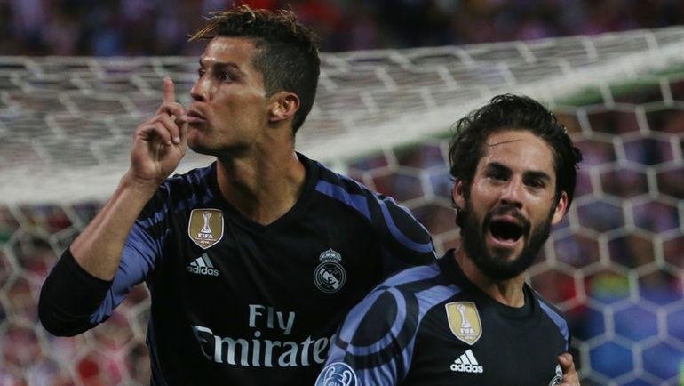 «Реал» проиграл «Атлетико», но вышел в финал Лиги чемпионов (Видео)
