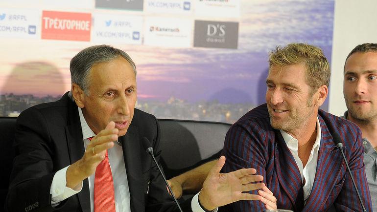 Леонид Трахтенберг: Перед смертью Бесков сказал мне: «Все-таки футбол пошел по пути рыжего…»