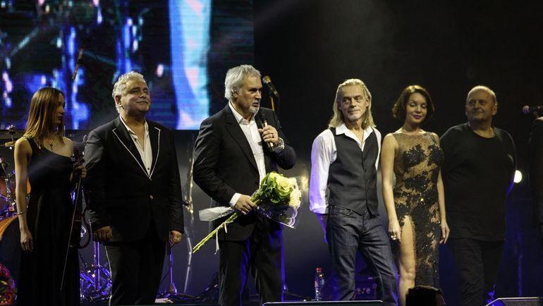 Концерт Валерия МЕЛАДЗЕ в Ледовом дворце.