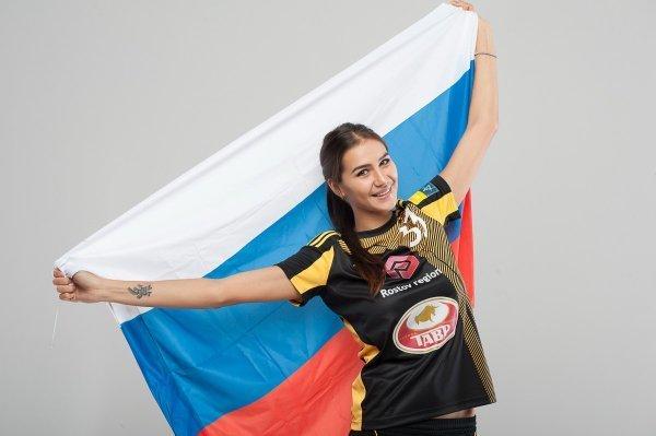 Екатерина ИЛЬИНА.