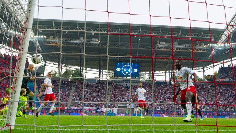 «Бавария» победила «Лейпциг» благодаря двум мячам вкомпенсированное время
