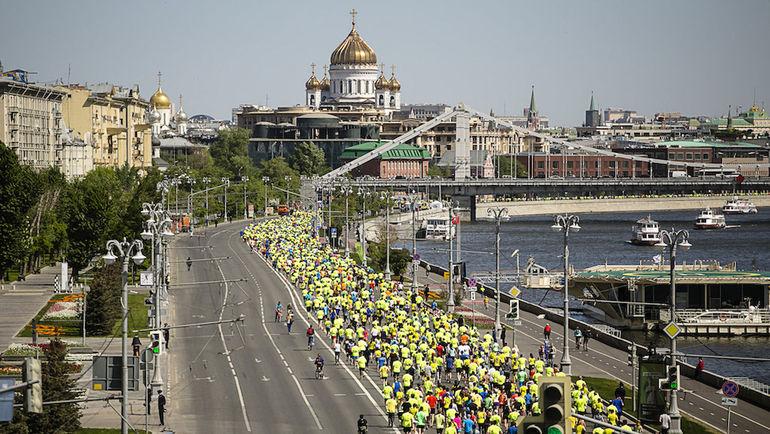 1-ый  всероссийский полумарафон пройдёт вКрасноярске вэто воскресение