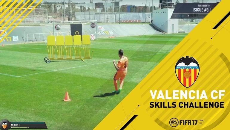 """""""Валенсия"""". Фото EA Sports"""