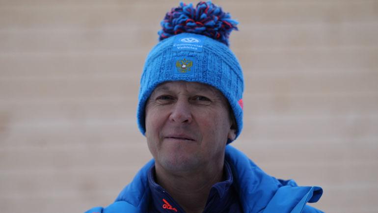 Валерий МЕДВЕДЦЕВ. Фото Андрей АНОСОВ, СБР