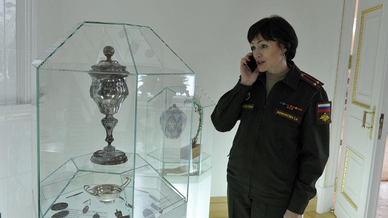 """Светлана ИШМУРАТОВА. Фото Алексей ИВАНОВ, """"СЭ"""""""