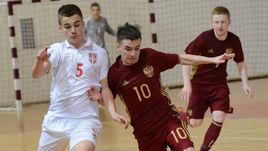 Победный дебют российских юношей