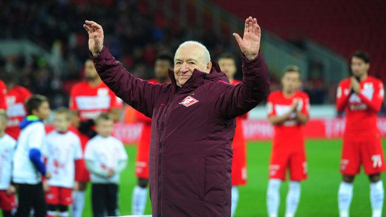 Никита Симонян: «Спартаку» повезло выиграть чемпионат? Все справедливо и по делу