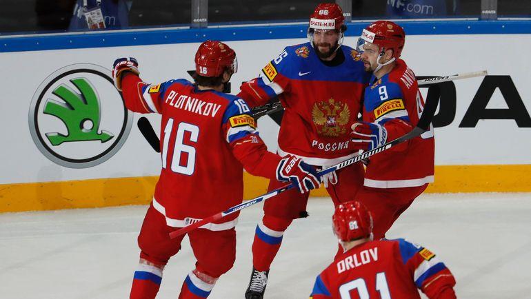 Сборная России вышла в полуфинал ЧМ-2017, победив Чехию (Видео)