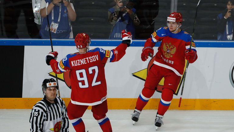 Олег Знарок: «Вматче сЧехией русские хоккеисты пересилили себя»