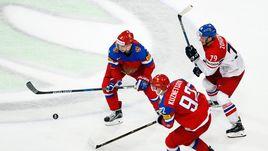 ЧМ-2017. Плей-офф. Россия vs Канада в полуфинале