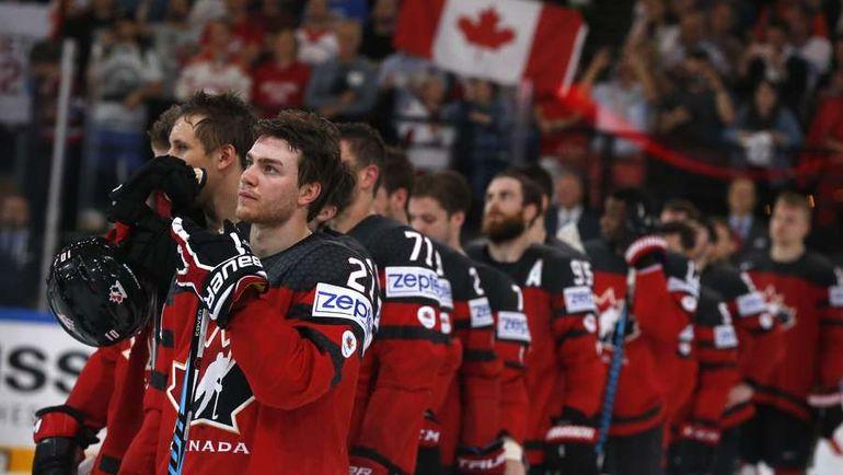 В Канаде отмечают, что сборная России не уступает по классу их команде. Фото REUTERS