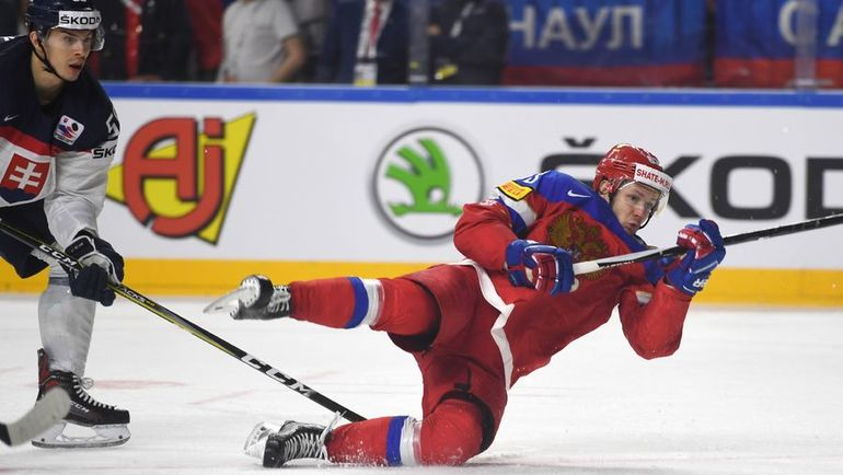 Евгений ДАДОНОВ (справа). Фото AFP