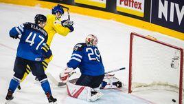 Финские чудеса закончились. Швеция - в финале чемпионата мира