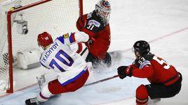 Канада - Россия: классный хоккей, недостойный истерик