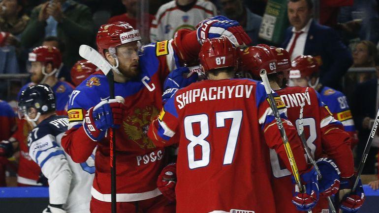Сборная России победила Финляндию и завоевала бронзу ЧМ по хоккею (Видео)