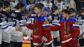 И снова бронза. Россия обыграла Финляндию