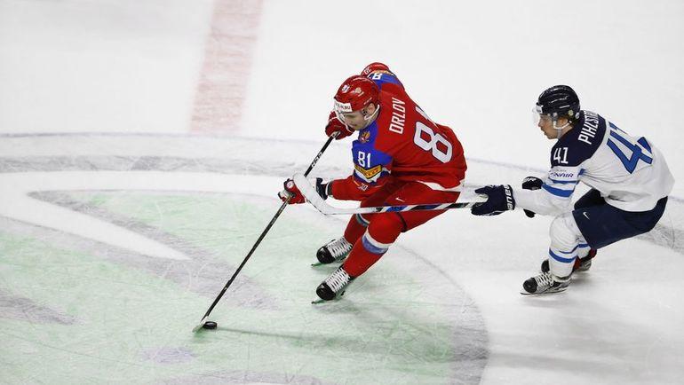 Дмитрий ОРЛОВ. Фото AFP