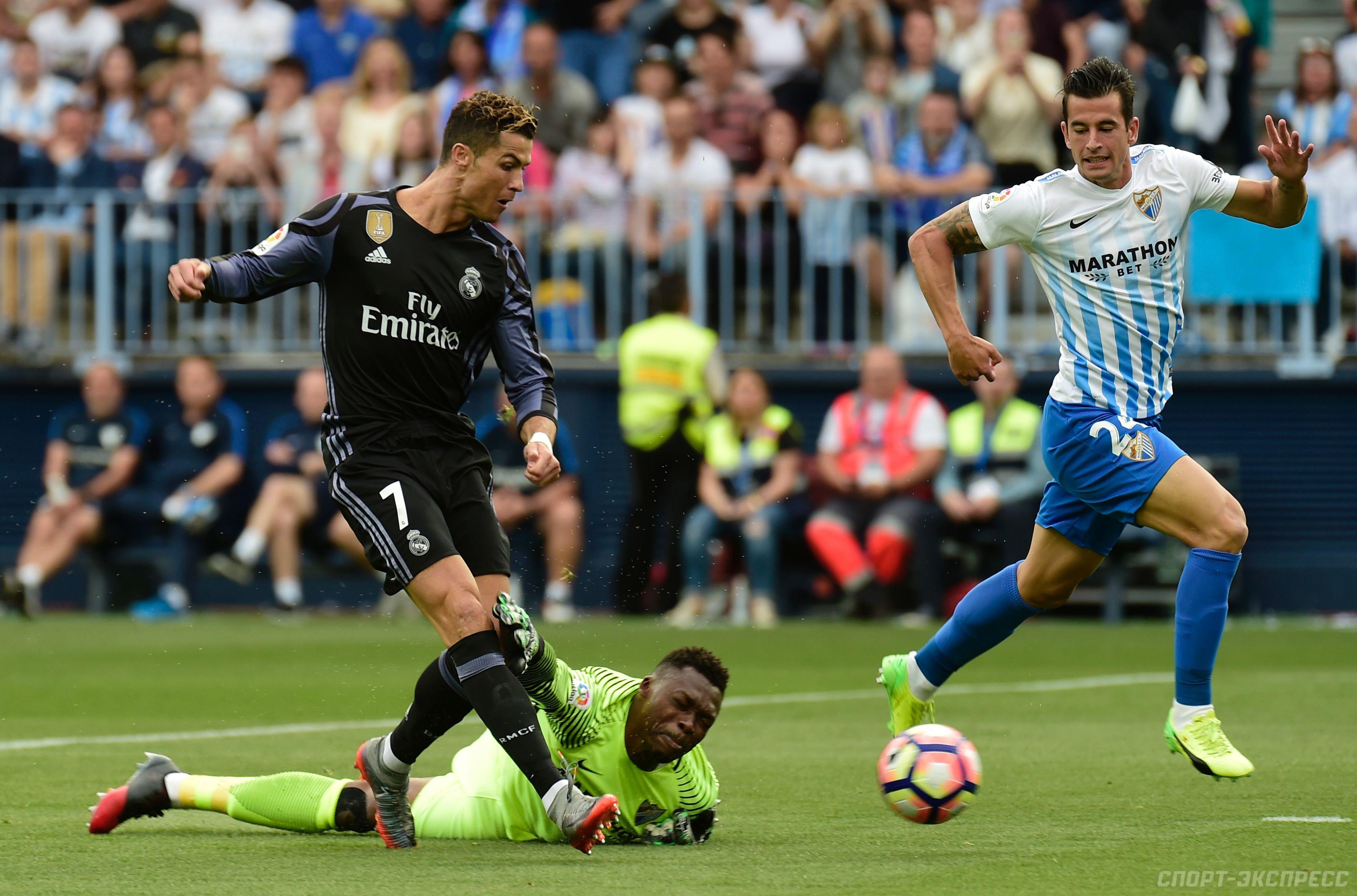 Роберто в матче против Реала стал лидером по количеству успешных обводок