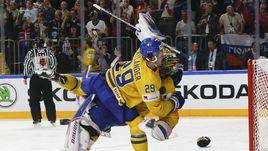 Швеция - чемпион! Лундквист остановил Канаду