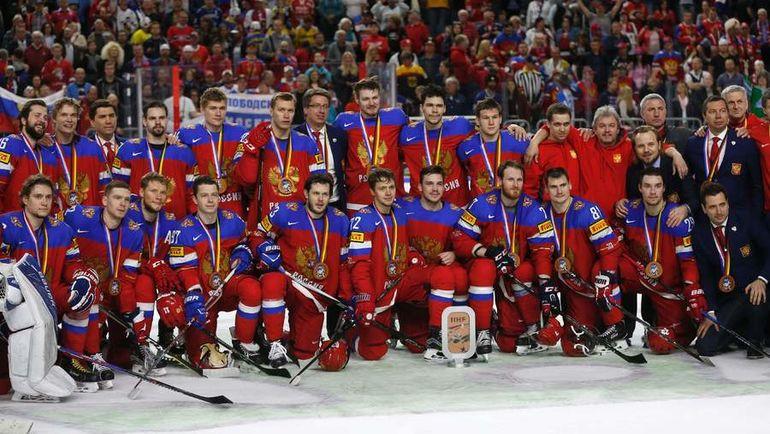 Многих хоккеистов из сборной России, игравших на ЧМ-2017, в Корее не будет. Фото AFP