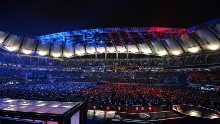 """""""Стадион Кубка мира"""" в Сеуле. Фото Riot Games"""