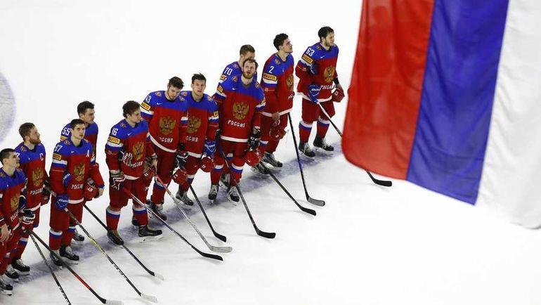Сборная России: второй год подряд - снова в шаге от финала и третий - без титула. Фото REUTERS