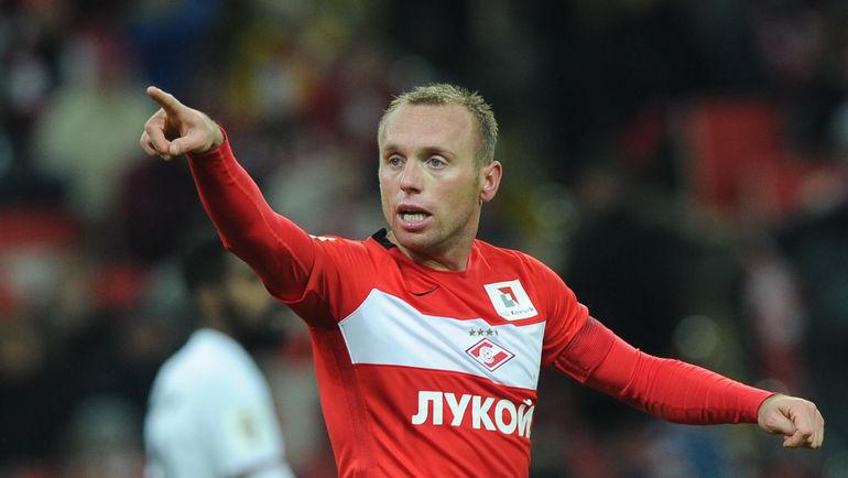 Коллеги назвали Федора Смолова лучшим футболистом РФПЛ прошедшего сезона