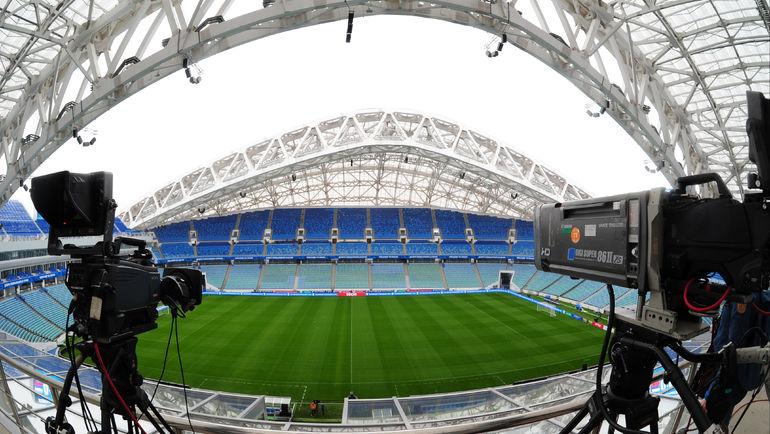 Русские каналы покажут матчи Кубка Конфедераций иЧемпионата мира пофутболу
