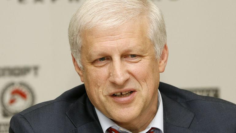 Сергей Фурсенко стал президентом «Зенита»