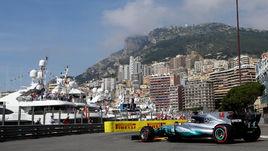 """""""Гран-при Монако"""". Квалификация."""