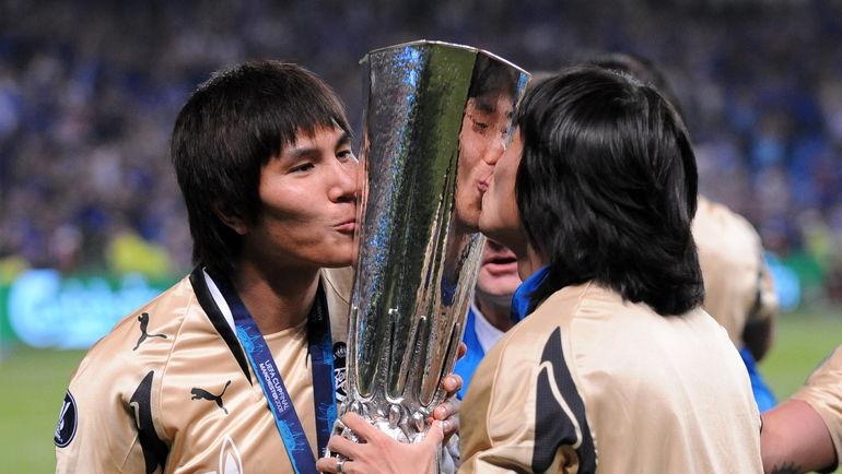КИМ ДОН ДЖИН (слева). Фото AFP