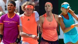 Roland Garros: в ожидании сенсаций