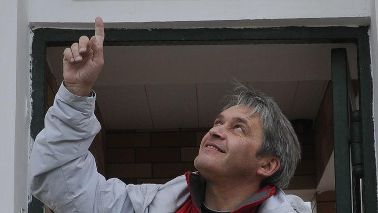 Александр ФЕДОРОВ на футболе в Махачкале. Фото Сергей РАСУЛОВ/NewsTeam